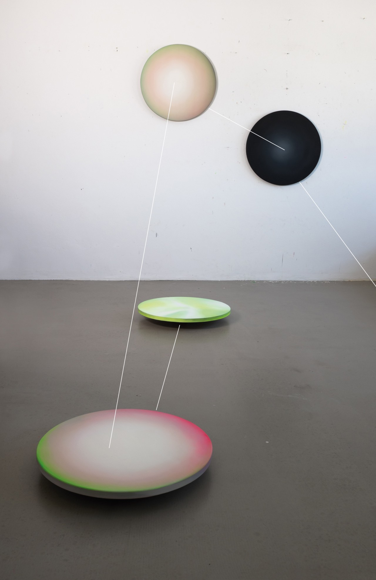 ENA OPPENHEIMER parallels intersect in infinity